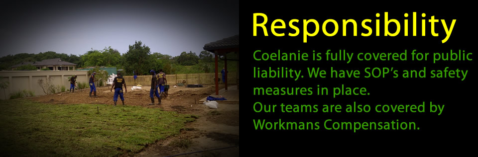 Slide 4 Responsibility and public liability